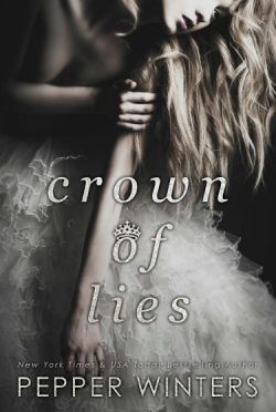 Cover Reveal & Giveaway: Crown of Lies by Pepper Winters