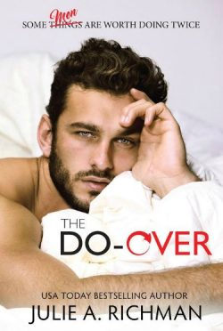 Cover Reveal: The Do-Over by Julie A Richman
