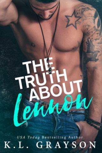 Cover Reveal: The Truth About Lennon by KL Grayson
