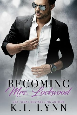 Cover Reveal & Giveaway: Becoming Mrs Lockwood by KI Lynn