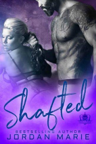 Cover Reveal: Shafted (Devil's Blaze MC #4) by Jordan Marie