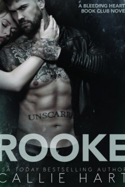 Cover Reveal: Rooke by Callie Hart