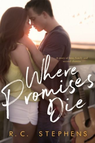 Cover Reveal & Giveaway: Where Promises Die by RC Stephens