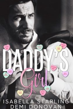 Cover Reveal: Daddy's Girl by Isabella Starling & Demi Donovan