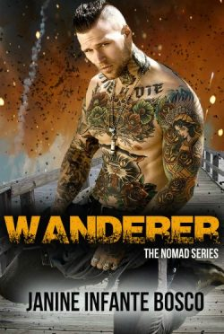 Cover Reveal & Giveaway: Wanderer (Nomad #2) by Janine Infante Bosco