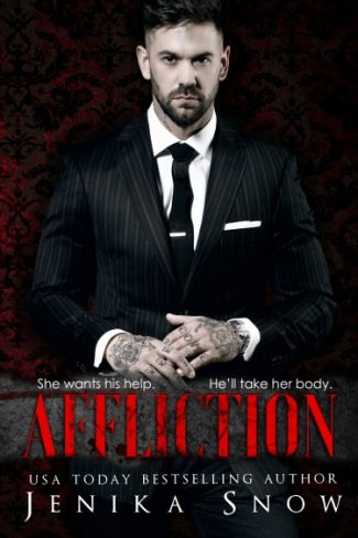 Cover Reveal: Affliction by Jenika Snow