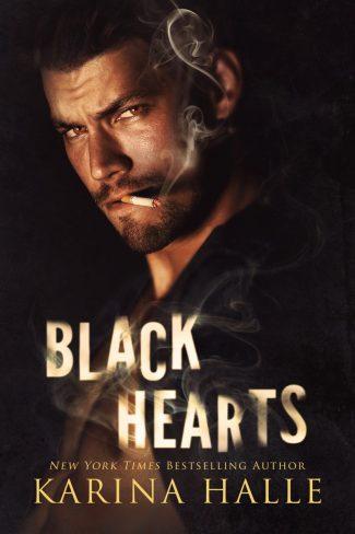 Excerpt Reveal: Black Hearts (Sins Duet #1) by Karina Halle