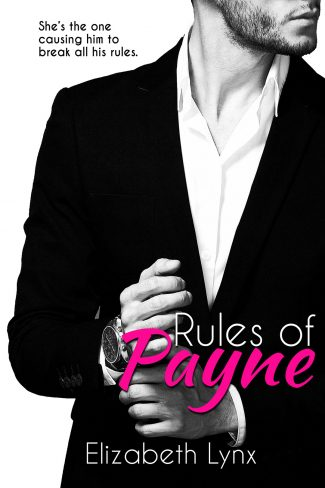 Cover Re-Release & Giveaway: Rules of Payne (Cake Love #1) by Elizabeth Lynx