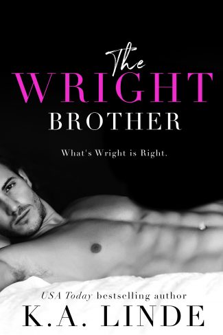Excerpt Reveal: The Wright Brother by KA Linde