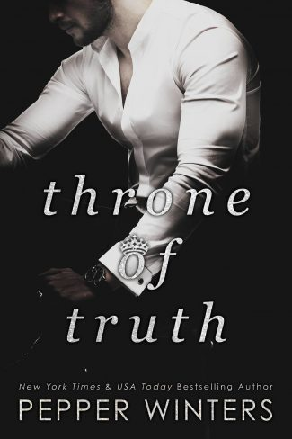 Release Day Blitz: Throne of Truth (Truth and Lies Duet #2) by Pepper Winters