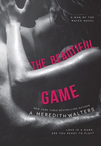 Cover Reveal: The Beautiful Game (Man of the Match #1) by A Meredith Walters