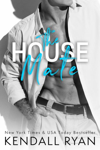 Cover Reveal: The House Mate (Roommates #3) by Kendall Ryan