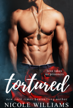 Cover Reveal: Tortured by Nicole Williams