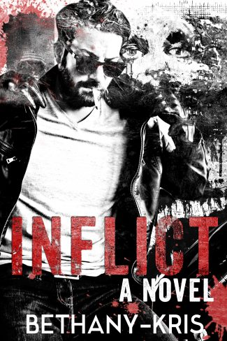 Cover Reveal & Giveaway: Inflict by Bethany-Kris