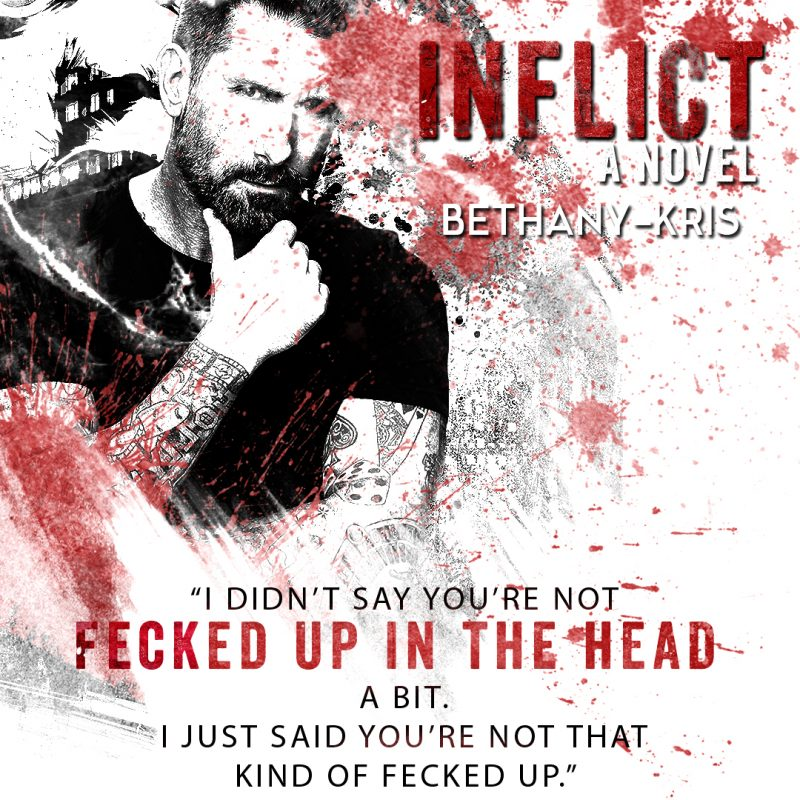 Image result for inflict by bethany
