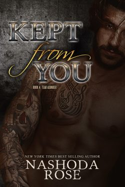 Release Day Blitz & Giveaway: Kept from You (Tear Asunder #4) by Nashoda Rose