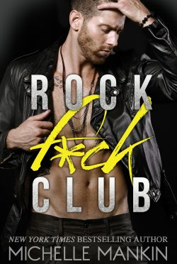 Cover Reveal & Giveaway: Rock F*ck Club by Michelle Mankin