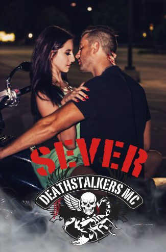 Cover Reveal: Sever (Deathstalkers MC #6) by Alexis Noelle