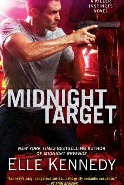 Release Day Blitz: Midnight Target (Killer Instincts #8) by Elle Kennedy