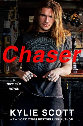 Cover Reveal: Chaser (Dive Bar #3) by Kylie Scott