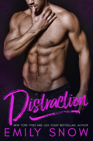 Release Day Blitz: Distraction by Emily Snow