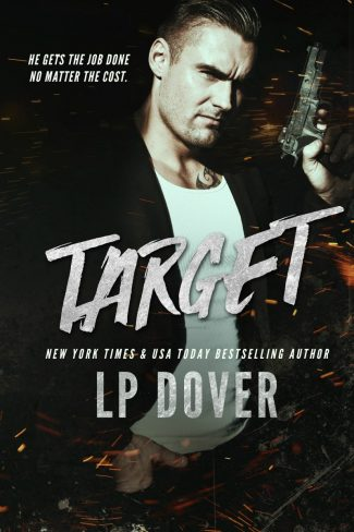 Release Day Blitz: Target (Circle of Justice #2) by LP Dover