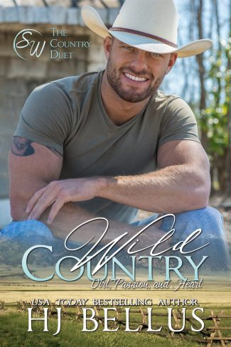 Cover Reveal: Wild Country (The Country Duet #1) by HJ Bellus