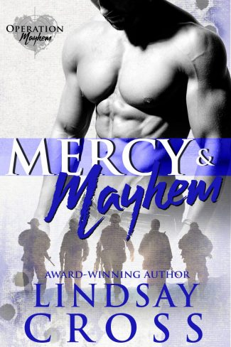 Cover Reveal & Giveaway: Mercy & Mayhem (Operation Mayhem #1) by Lindsay Cross