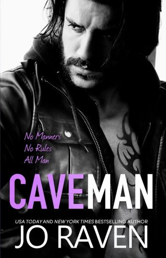 Cover Reveal: Caveman by Jo Raven