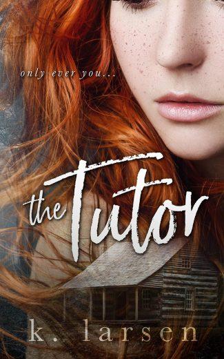 Cover Reveal: The Tutor by K Larsen