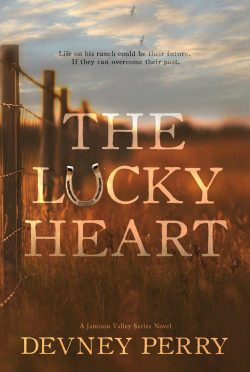 Cover Reveal: The Lucky Heart (Jamison Valley #3) by Devney Perry