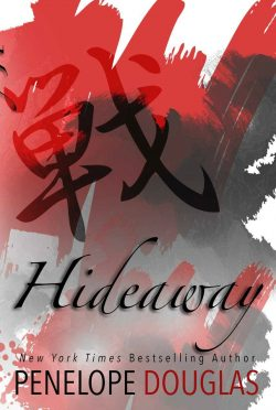 Cover Re-Reveal: Hideaway (Devil's Night #2) by Penelope Douglas