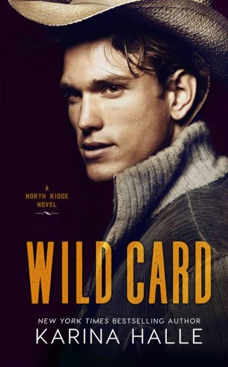 Cover Reveal: Wild Card (North Ridge #1) by Karina Halle