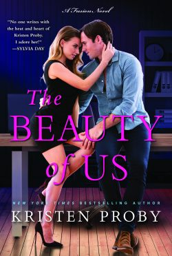 Cover Reveal: The Beauty of Us (Fusion #4) by Kristen Proby