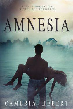 Cover Reveal: Amnesia by Cambria Hebert