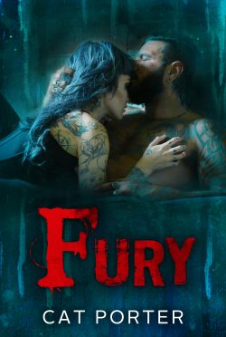 Cover Reveal & Giveaway: Fury by Cat Porter
