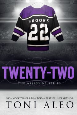 Chapter Reveal: Twenty-Two (Assassins #11.5) by Toni Aleo
