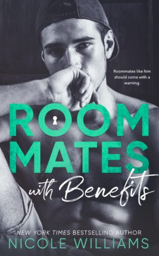 Cover Reveal: Roommates with Benefits by Nicole Williams