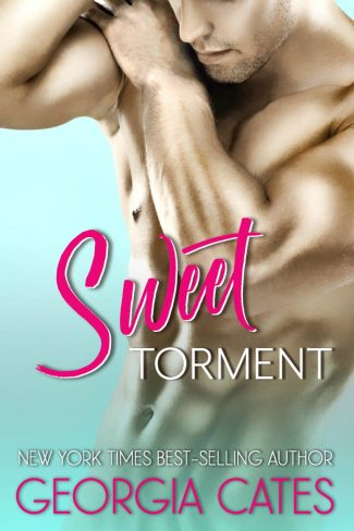 Cover Reveal: Sweet Torment by Georgia Cates