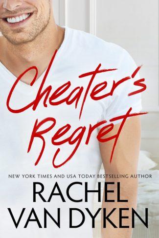 Release Day Blitz: Cheater's Regret (Curious Liaisons #2) by Rachel Van Dyken