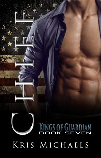 Cover Reveal: Chief (Kings of Guardian #7) by Kris Michaels