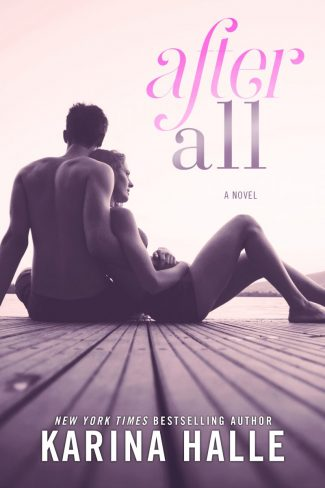 Cover Reveal: After All by Karina Halle