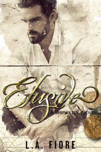 Cover Reveal: Elusive (Shipwreck #1) by LA Fiore