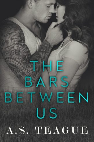 Cover Reveal & Giveaway: The Bars Between Us by AS Teague