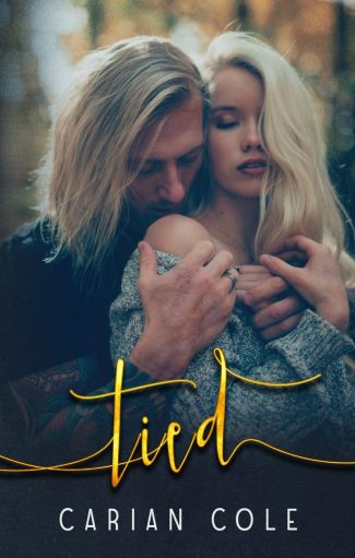 Release Day Blitz: Tied (Devils Wolves #2) by Carian Cole