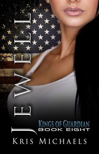 Cover Reveal: Jewell (Kings of Guardian #8) by Kris Michaels