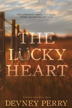 Pre-Order Blitz & Giveaway: The Lucky Heart (Jamison Valley #3) by Devney Perry