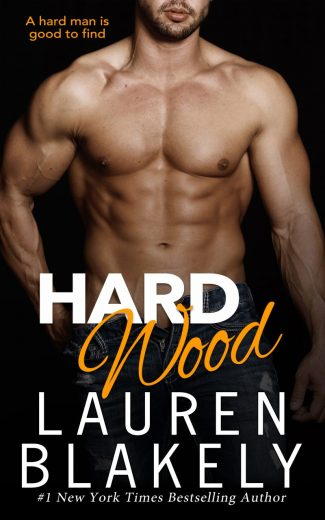 Cover Reveal: Hard Wood by Lauren Blakely