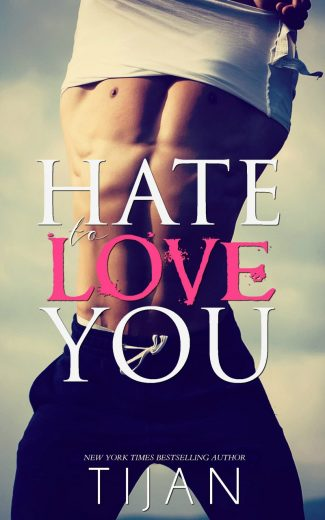 Cover Reveal: Hate to Love You by Tijan
