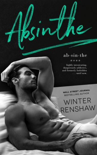 Cover Reveal: Absinthe by Winter Renshaw